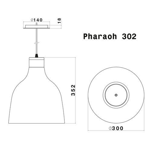 Pendente-Pharaoh-302-DesTecnico
