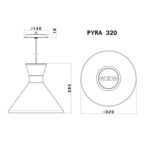 Pendente-Pyra-320-DesTecnico