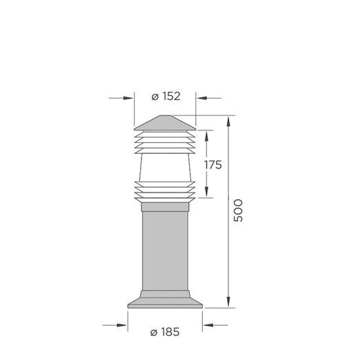 Balizador-BLX-50-DesTecnico