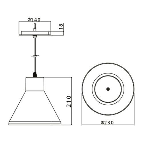 Pendente-Pyra-232-DesTecnico
